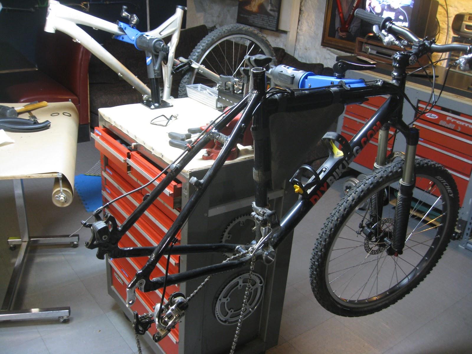 DIY Biking | How bike builds, bike travel and bike life can save the