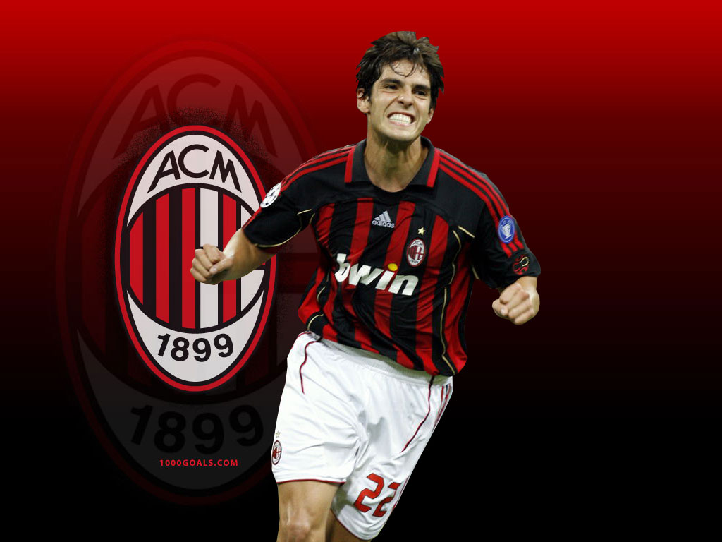 wallpaper free picture: Ricardo Kaka Wallpaper