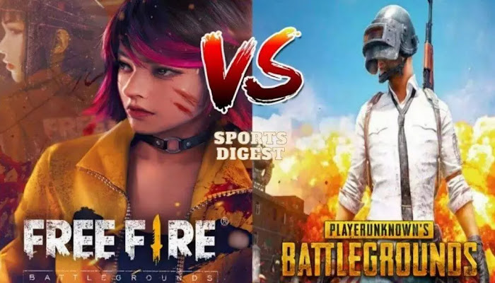 Free Fire Vs Pub G: Which Is Better?