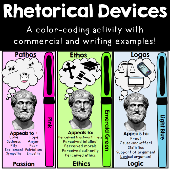 rhetoric devices Rhetorical devices: a handbook and activities for student writers [brendan mcguigan, douglas grudzina, paul moliken] on amazoncom free shipping on qualifying offers does the following describe your students' essays their arguments are sound, their language is clear.