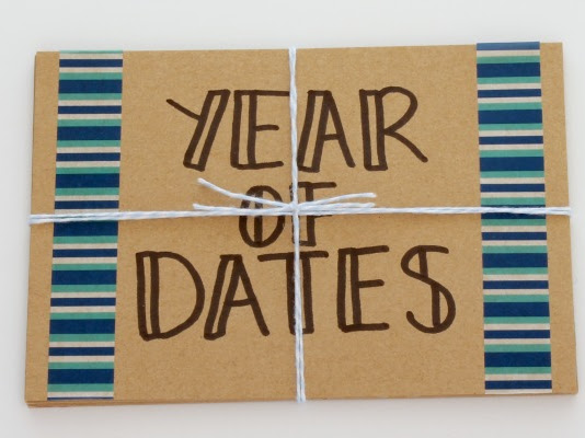 Year of Dates Gift 2.0