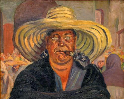 Pinturas y dibujos - 1940