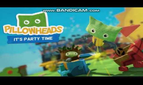 Pillowheads Its Party Time PLAZA Game Setup Download