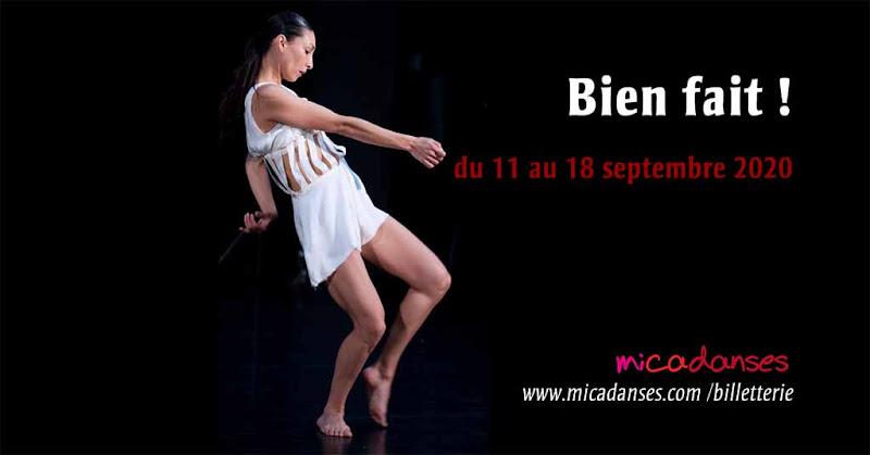 Bien Fait ! à Micadanses du 11 au 18 septembre