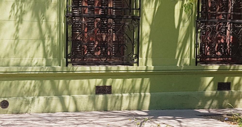 Ventilación baja Casa chorizo