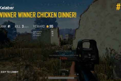 Tips Bermain PUBG Mobile Seperti Pro Player dan Chicken Dinner