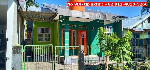 Rumah Dijual di Kota Ambon,  Siap Huni Ada Pagar, Lokasi Strategis, CP 0812-4010-5266