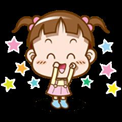 Cocoa – Cute Animated Sound Stickers 4