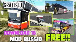 25 Mod Serba Ada Bussid Link Mediafire