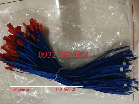 Hall sensor 149-660.203
