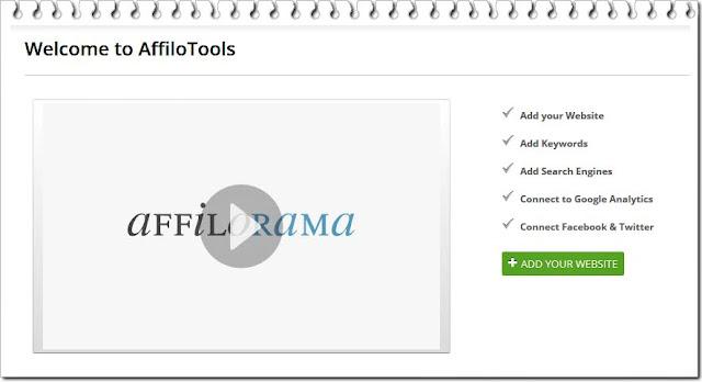 Affilorama tools
