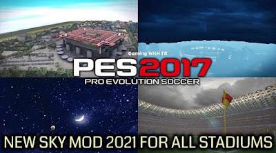 New HD Sky Mod (All Patch) 2021