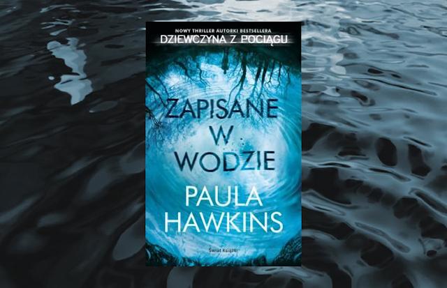 #243. Zapisane w wodzie - Paula Hawkins