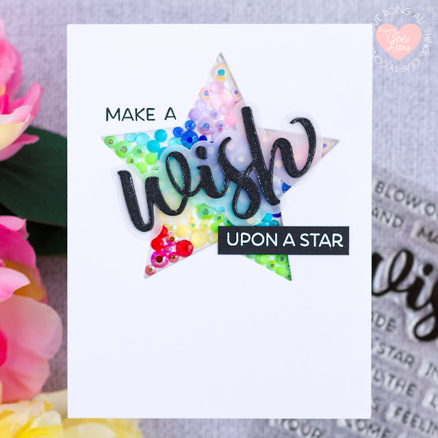 10+ Ways to Add Rainbows to Your Cards YT Video Hop + Giveaway by ilovedoingallthingscrafty.com