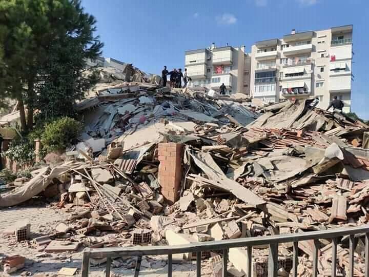 Gempa Turki, 19 Orang Tewas dan 700 Luka-luka