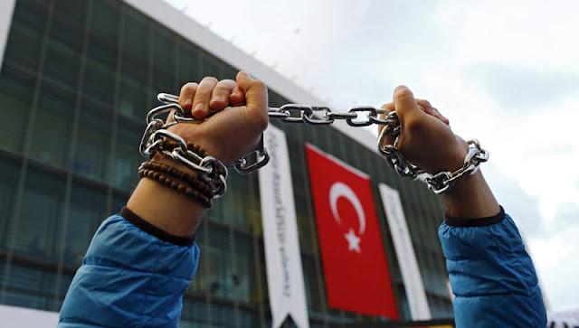 Όποιος λέει την αλήθεια για τον κορωναϊό στην Τουρκία είναι… τρομοκράτης