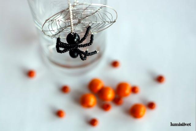 hämähäkki halloween