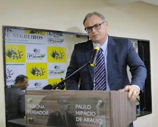 Juiz proíbe definitivamente a realização de eventos políticos, grandes ou pequenos, até o fim das eleições em Picuí