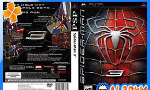 تحميل لعبة Spider-Man 3 psp iso مضغوطة لمحاكي ppsspp