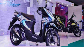 Modifikasi motor beat 2020