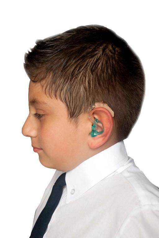 Entrega de prótesis auditivas y baterías. Instituciones de Educación Inicial (Entrar y leer)