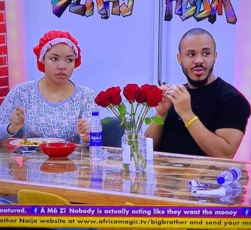 BBNAIJA: How Nengi, Ozo Reacted To Kiddwaya's Eviction