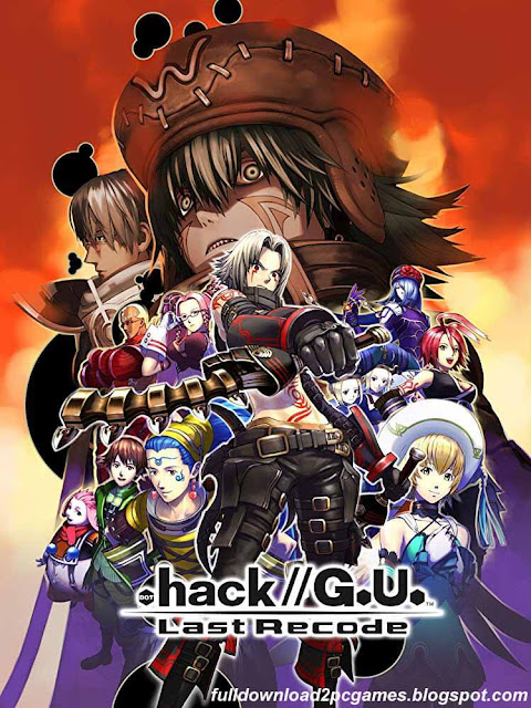 Hack G.U. Last Recode Free Download PC Game- CODEX