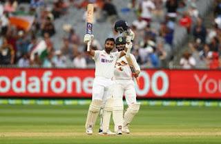 Australia vs India 2nd Test 2020 Highlights