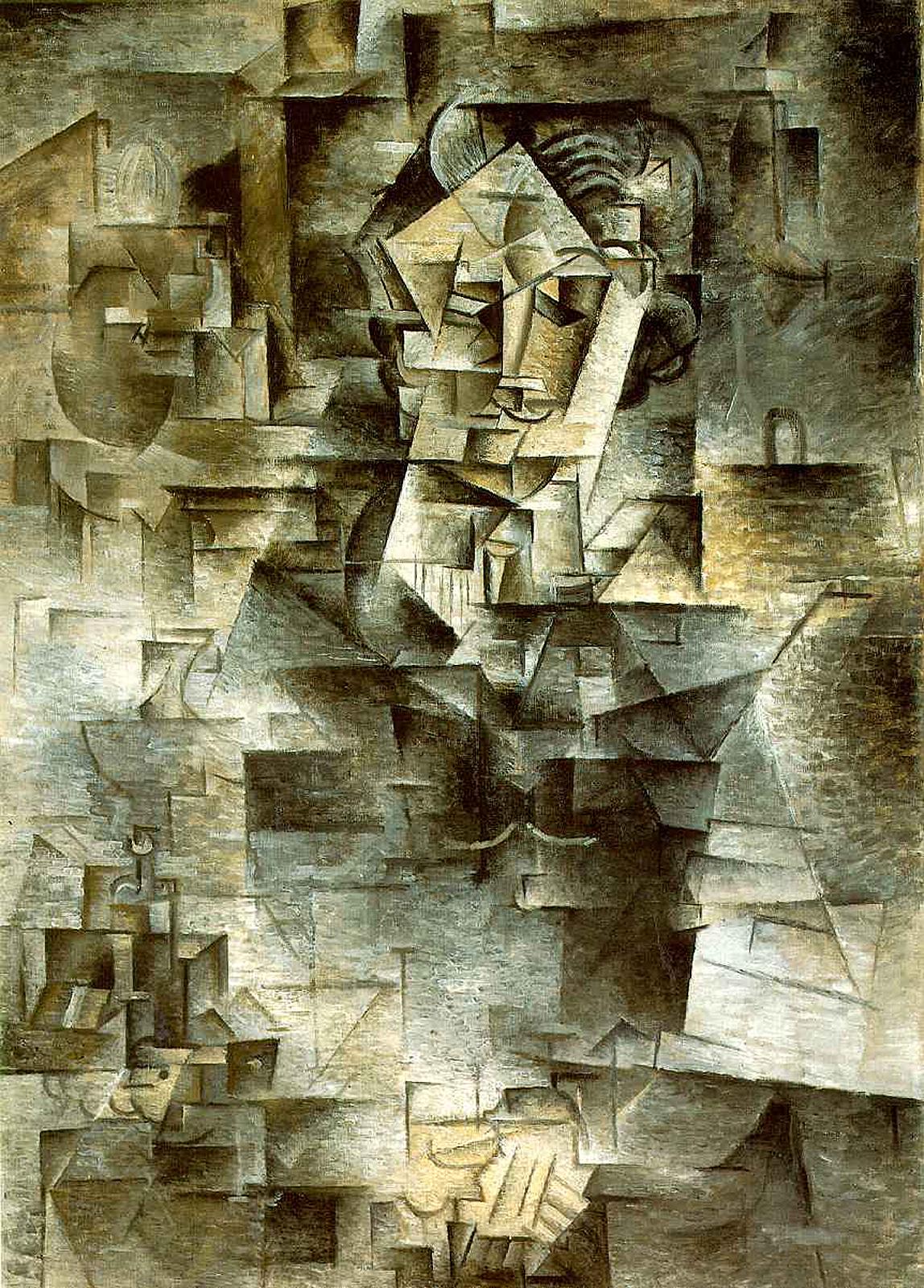 Edwing Mendez: Type 3: Stein & Cubism