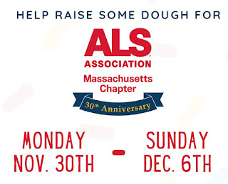 Help Raise Some Dough for ALS at HoneyDew