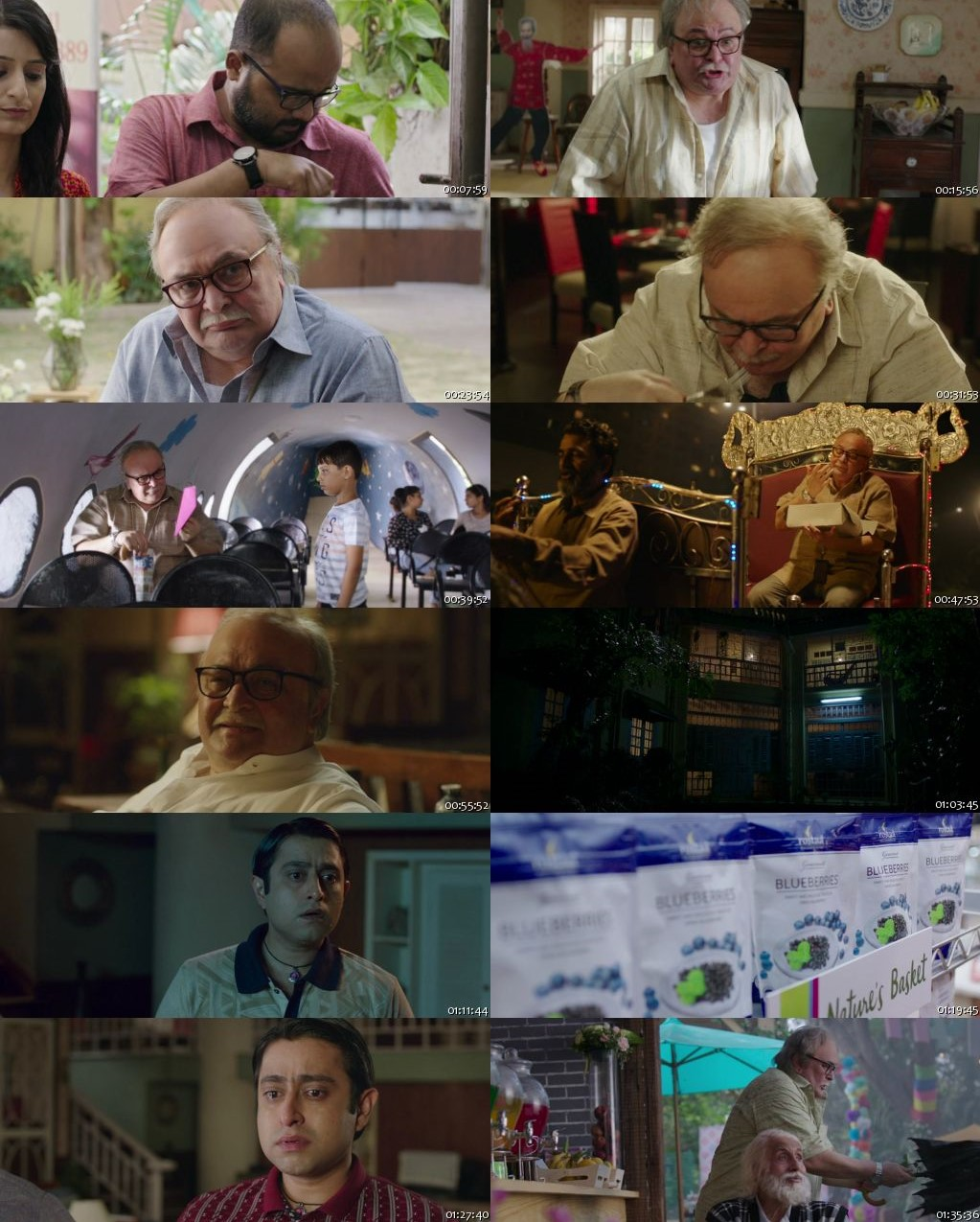 102 Not Out 2018 Full Hindi Movie Online Watch HDRip 720p