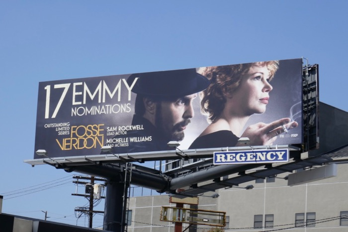 Fosse Verdon 17 Emmy nominations billboard