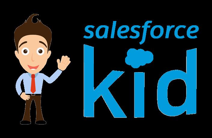 What is salesforce by salesforcekid