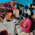जिला प्रशासन ने दिया मानवीयता का संदेश मृतक मुनेन्द्र के घर पहुँची छतरपुर एसडीएम