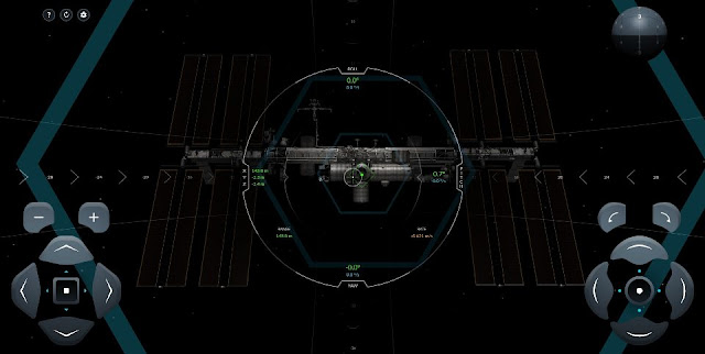 Do you like the outer space try this SpaceX Docking Simulator game