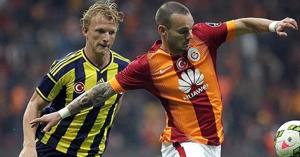 Galatasaray Vs Fenerbahçe