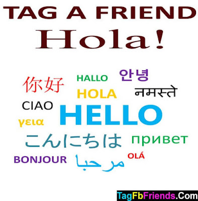 Hi Hello in Spanish language