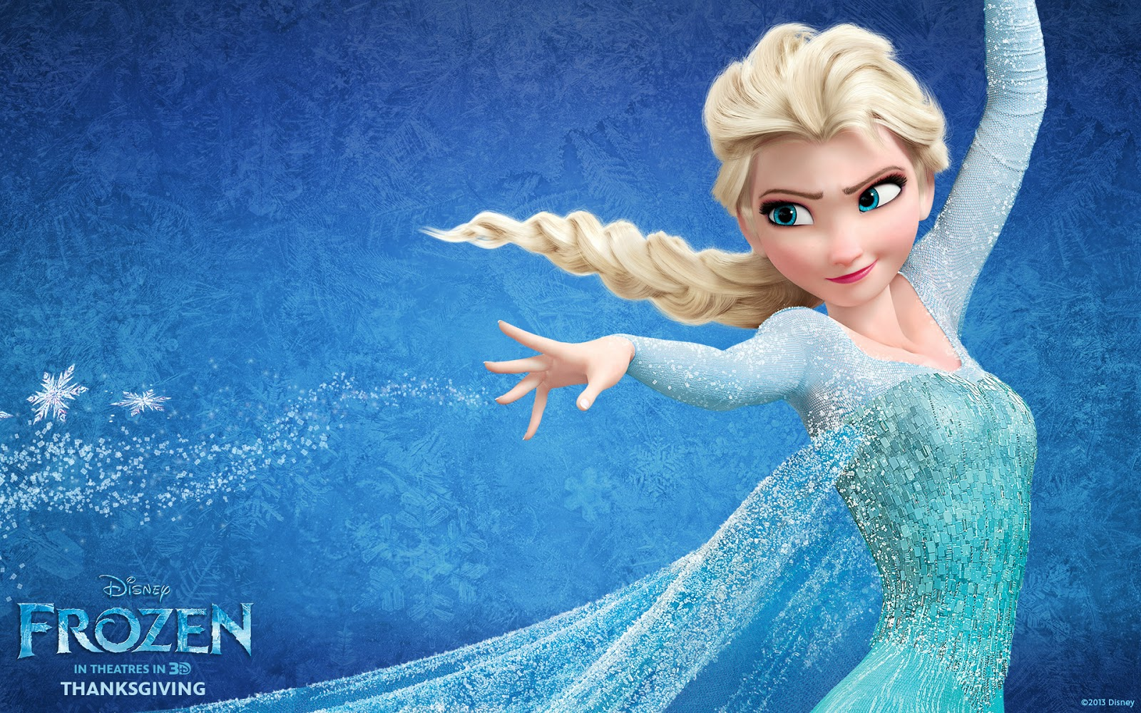 Kisah Elsa yang mampu menciptakan es ini ternyata sangat digandrungi