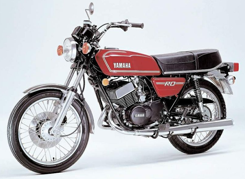 Yamaha RD250 Top Speed (1976) - MPH, KMPH, Specs & More