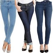 Trik Memadupadankan Aneka Celana Jeans Wanita Sesuai Jenisnya