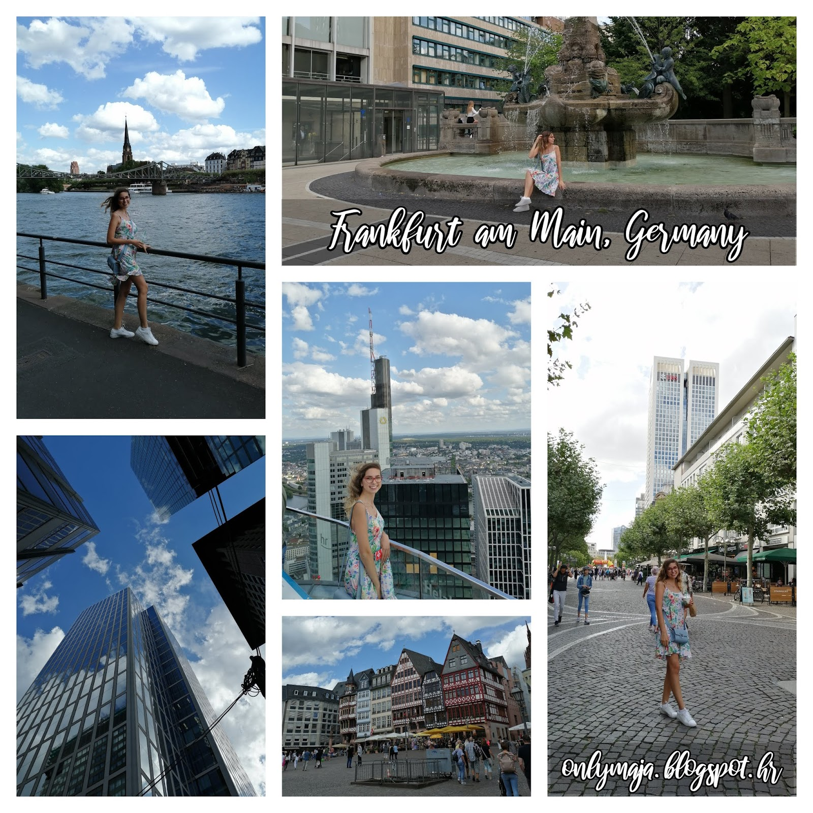 Frankfurt Am Main Germany Maja Poljarevic