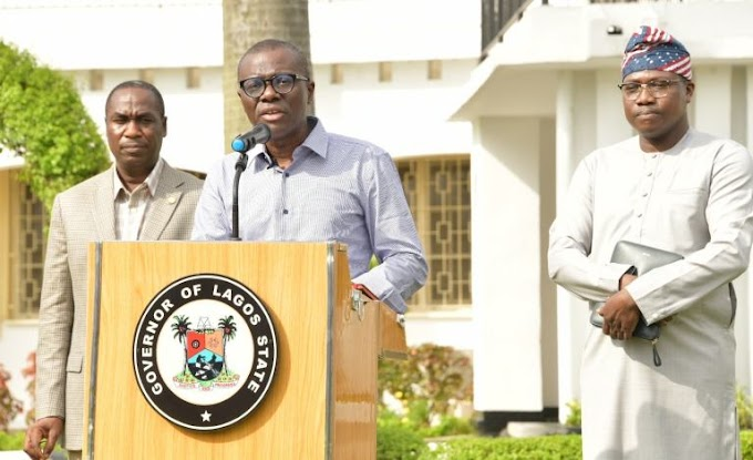 Lagos Lists Conditions To Ease Lockdown