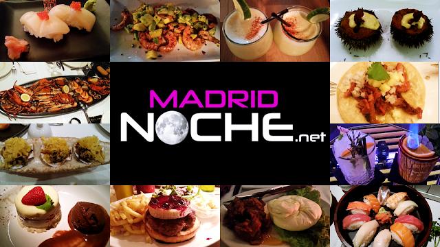 Web de Restaurantes y Planes por Madrid