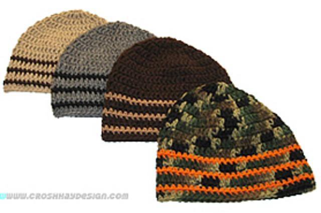 Crochet Beanie Pattern Knitting Gallery