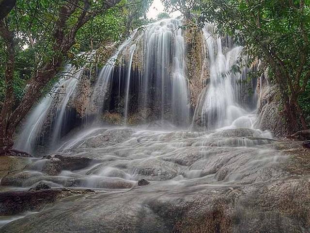 Kawasan Wisata Banyunget; Destinasi Wisata Trenggalek ;
