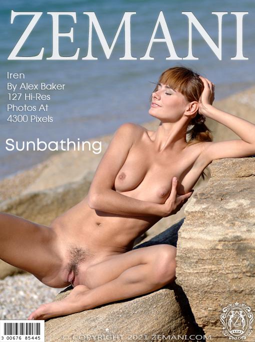 [Zemani] Iren - Sunbathing zemani 06210