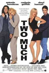 Two Much (1996) Dual Audio 300mb Movie Download