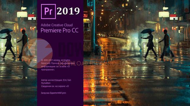 Download Adobe Premiere Pro CC 2019 Full Cr@ck