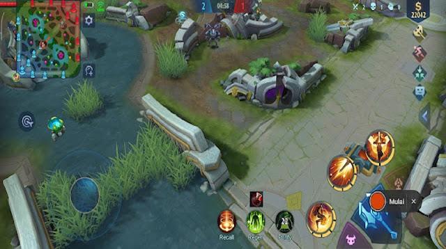 Download Map Drone Mobile Legend Terbaru