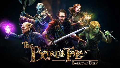The Bard's Tale IV Gameplay